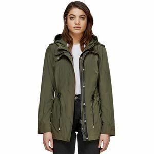 Mackage Melita Army Rain Jacket